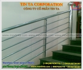 stainless steel stairs