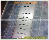 Stainless steel drain covers