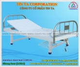 stainless steel beds